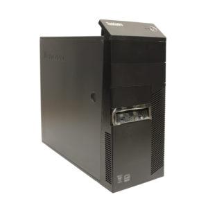 Pc Lenovo Thinkcentre M83 Tower ricondizionato 1 anno di garanzia. Acquista il computer Lenovo ricondizionato ti farà risparmiare